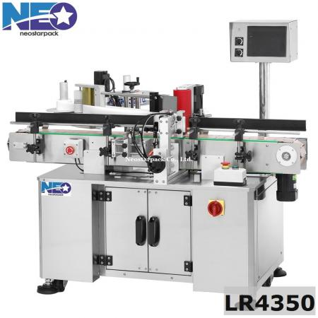 Automatic Positioning Wrap Around Labeler