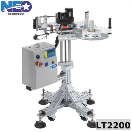 Automatic Side Label Applicator (with Stand)
