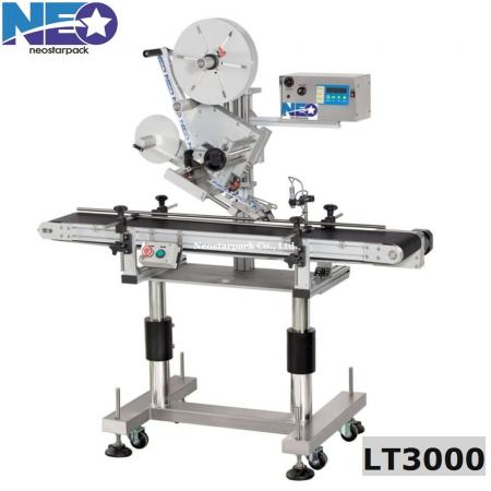 Automatic Top Labeling Machine