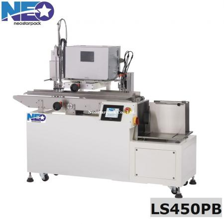 Automatic Bag Feeder Labeler with Printer