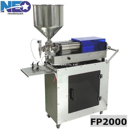 energy-saving liquid filling machine