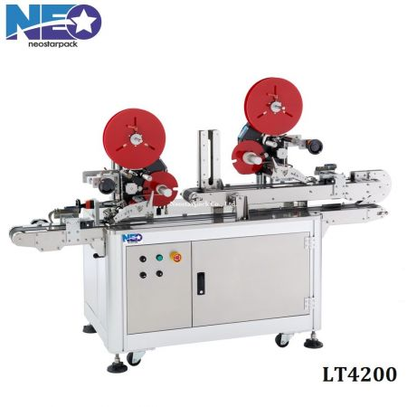 Automatic Double-Sided Memory Card Labeler