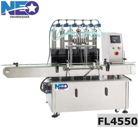 Multi-nozzle Over-flow Liquid Filler