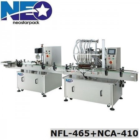 filling and ROPP capping Machine