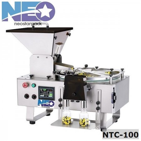 Tabletop Tablet Counting Machine