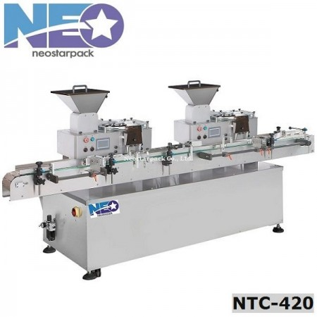 Automatic tablet and counting Machine