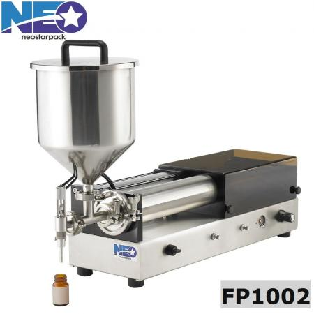 Tabletop piston Filling Machine