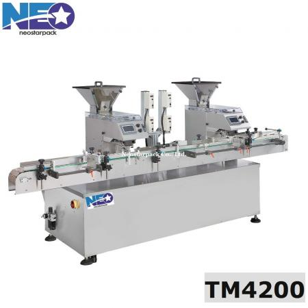High Accuracy Tablet / Capsule Counting Machine