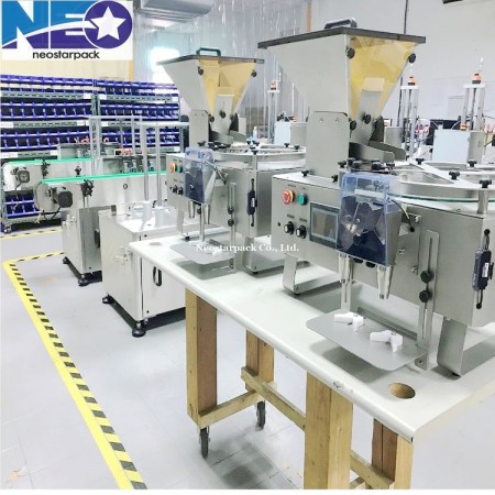 tablet capsule counting machine NTC100