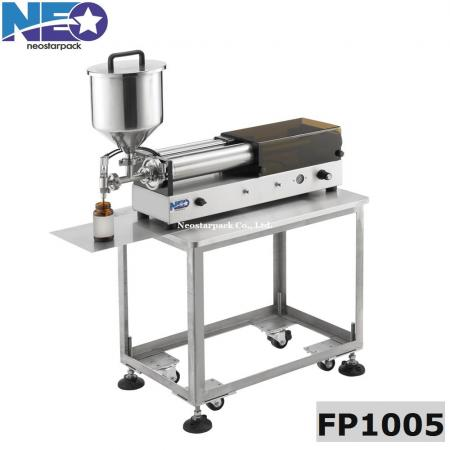 Tabletop liquid filling machine FP1005
