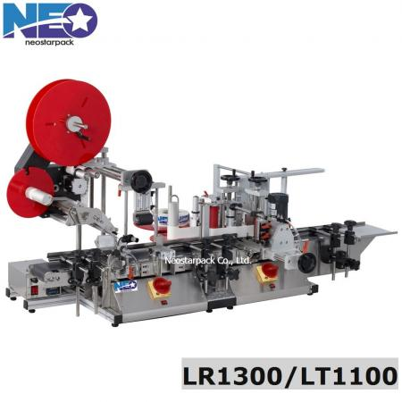 Tabletop Wrap Around und Top Labeler