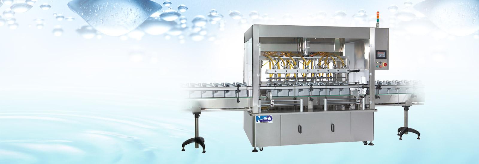 Automatic Gear  Pump Liquid Filler