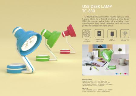 Kids Desk Lamp TC-830