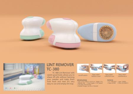 Lint Remover Battery Operated TC-380