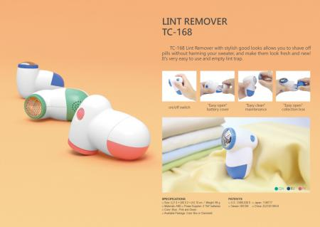 Small Fabric Shaver Battery Operated TC-168