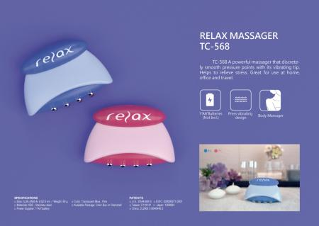 Mini Massager Battery Operated TC-568