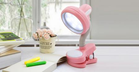 Portable Lamp - The Light to Keep You Feeling Safe at Night