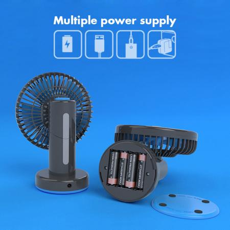 Multiple power source