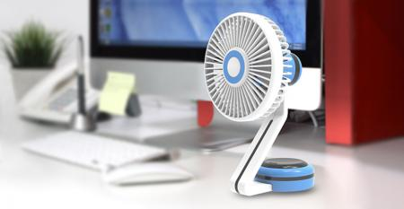 Table Fan USB/Battery operated - Table Fan USB/Battery operated TC-068