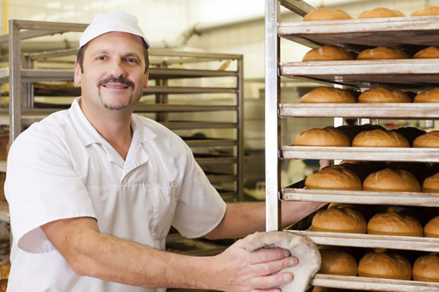 Learn how this baker reduced his fuel bill by 70%