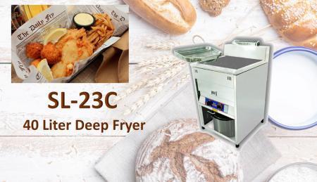 Deep Fryer 40Liter - Deep Fryer 40Liter