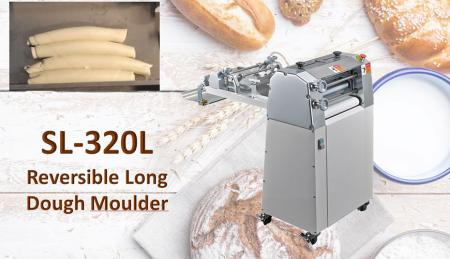 Reversible Long Moulder Massam - Reversible Long Massam Moulder adhibetur ad volendum a commistione fermenti affectionem.