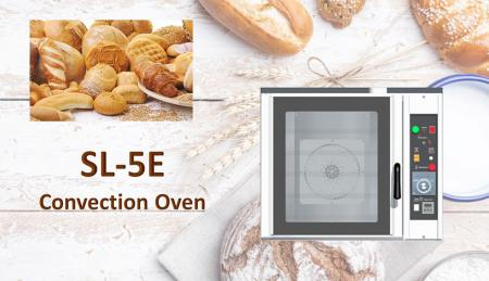 Convection Oven - Convection Oven