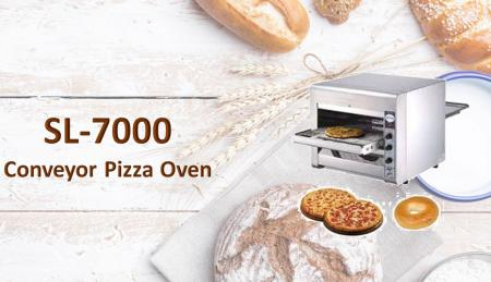 Conveyor Pizza Oven - Conveyor Pizza Oven