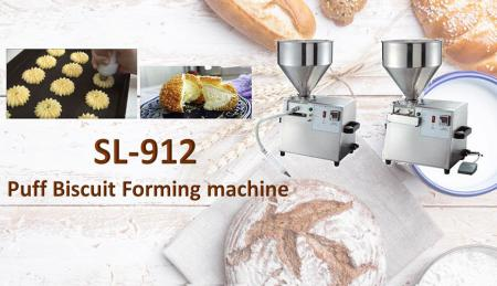 Puff Biscuit Forming Machine