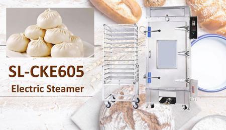 Electric Type Steamer - Electric Type Steamer