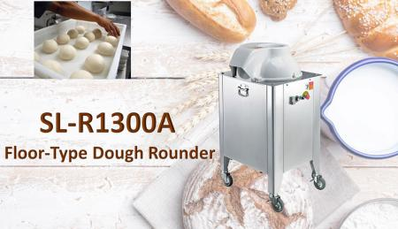 Floor-Type Dough Rounder - Floor-Type Dough Rounder is used to round dough.