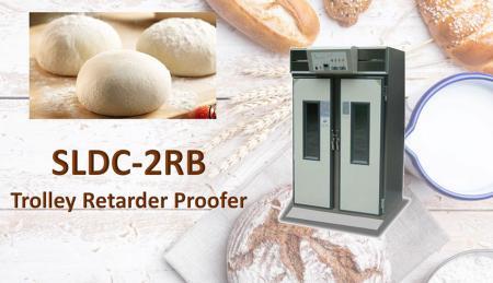 Trolley Retarder Proofer - Proofer è una macchina per la creazione di pani lievitati e per la fermentazione.