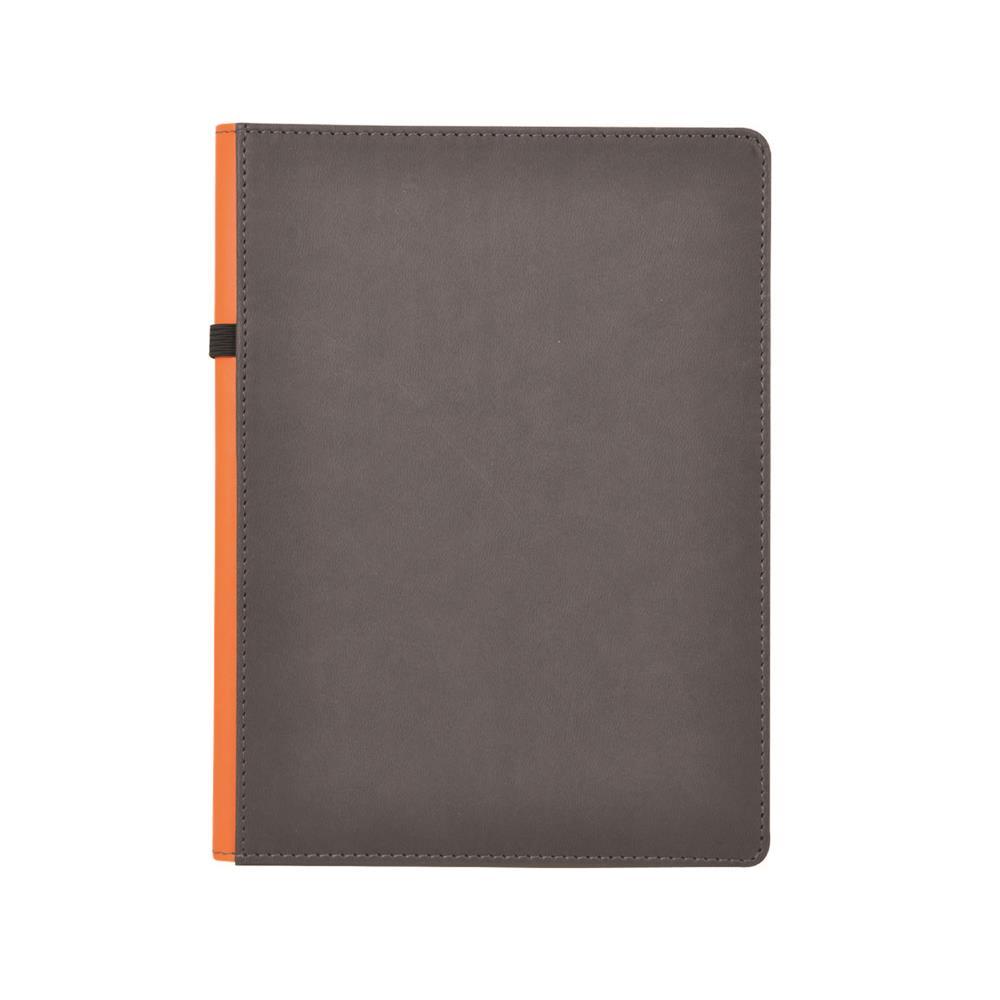 書背筆插款精裝筆記本-筆記本印刷