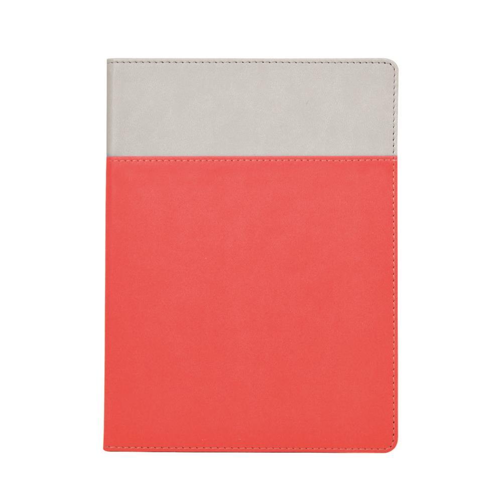 雙色搭接款精裝筆記本-筆記本印刷