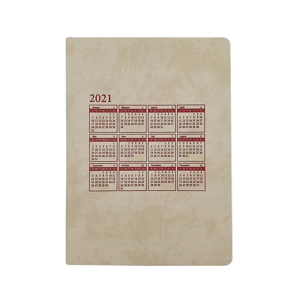 年曆款精裝筆記本