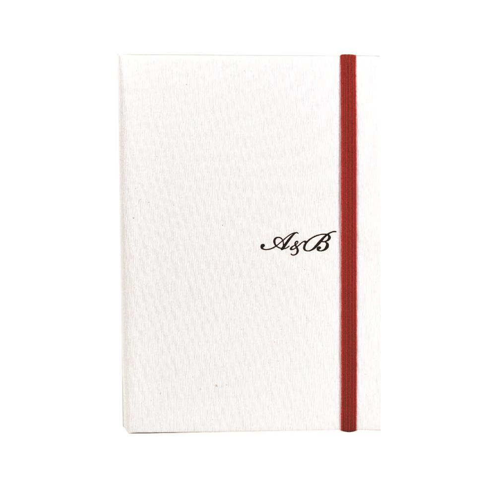 Wedding Souvenir Notebook