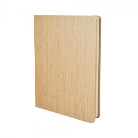 木紋款精裝筆記本