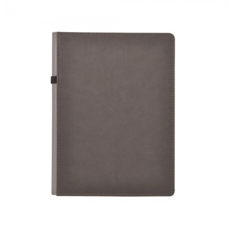 書背筆插款精裝筆記本