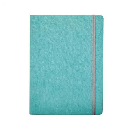 荔枝紋軟皮精裝筆記本