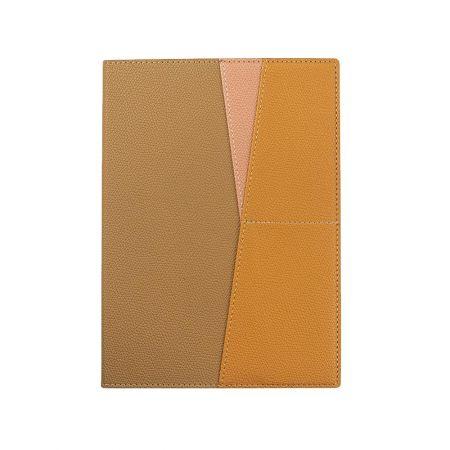 301-1款三色層袋精裝筆記本