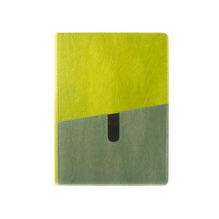 303-1款雙色手機袋精裝筆記本