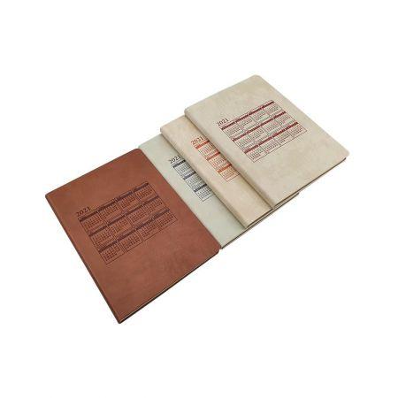 312-1款年曆款精裝筆記本