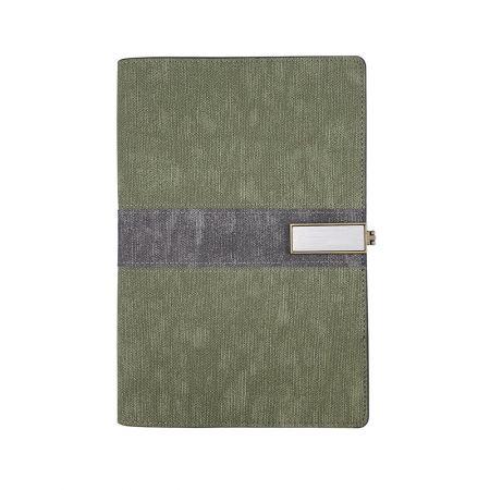 321-1款造型磁釦精裝筆記本