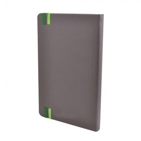雙鬆緊帶精裝筆記本