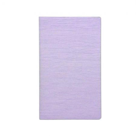 Kolorowy dziennik ze skóry klejonej