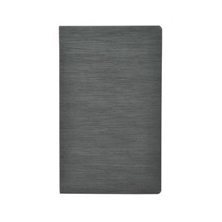 縐紋絹布精裝筆記本