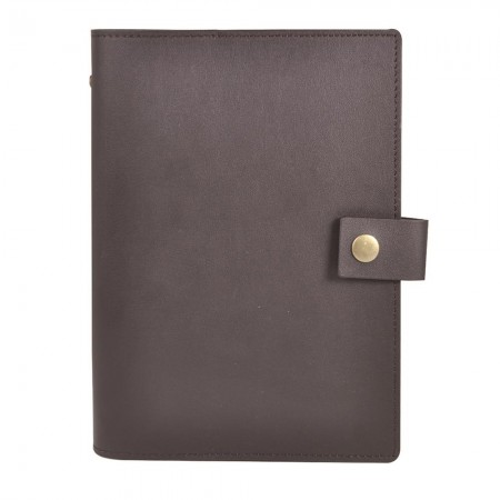 Leather Cover planner organizer