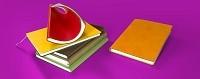 新しいソフトハードカバーノートブック