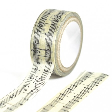 Customy Printed Washi Tape