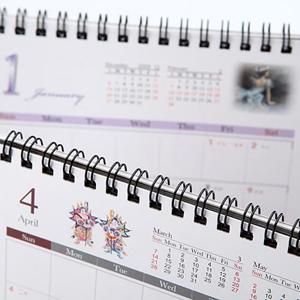 Bloc de notas / calendario de escritorio